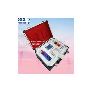 GDHL-200 Contact Resistance Tester with DC 200A 100A Current Output