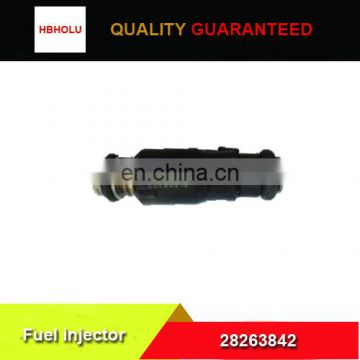 Jinbei Fuel injector 28263842 with high quality