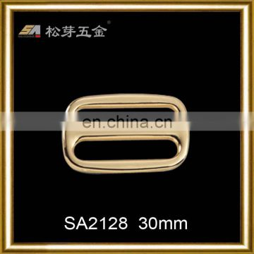 Bag metal accessories tri-glide buckle, buckle for belt