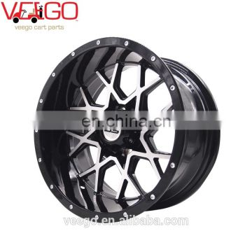 Golf Cart 14 Machined Wheel And Tire Combo Of Wheels Tires And Suspension Upgrade Kits From China Suppliers 158983966