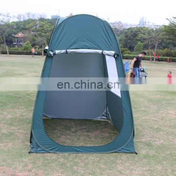 2016 hot sell item easy set up portable shower tent for beach