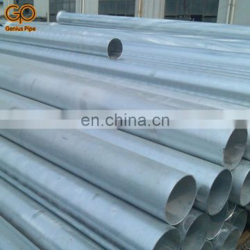 High quality galvanized welded steel pipe with large diameter