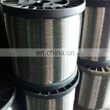 Customized electro galvanized 0.13-5mm cleaning ball wire