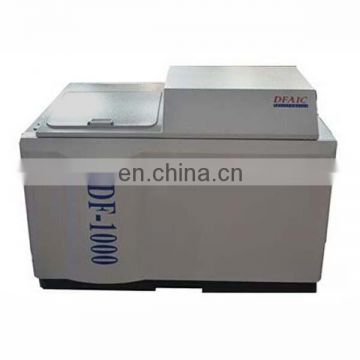 DF-1000 X -ray fluorescence spectrometer