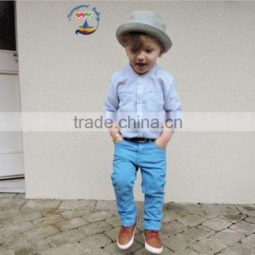 2015 Baby boy sets clothing top and pants boys outfit sets cute boys clothes