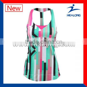 popular cheaper tennis uniform design jersey