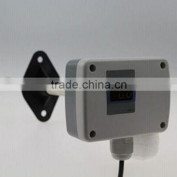 Hot sale !!!! carbon monoxide gas detector and oil pressure velocity