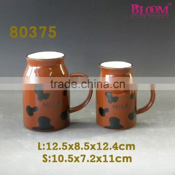 Factory direct sale sublimation white mug