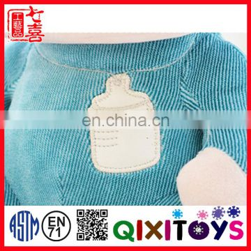 Yangzhou toy factory wholesale lovely studded baby doll
