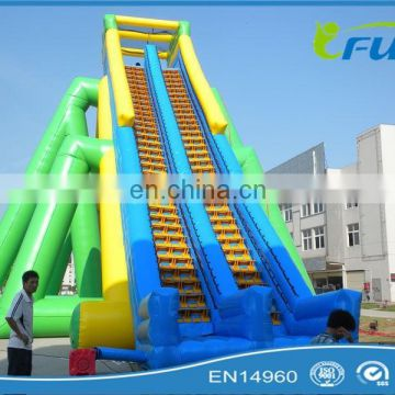 new design inflatable stair slide inflatable slide stair