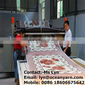 100% polyester blanket factory china