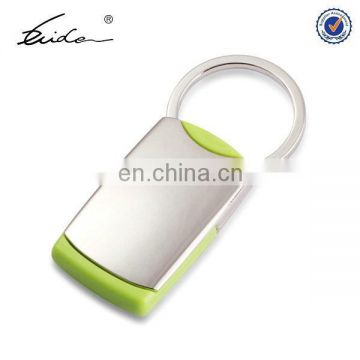 Promotional Metal Keychain with Silicon