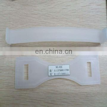 2015 new plastic handles for corrugated boxes