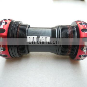 Al 6061/Ceramic double color bicycle bottom bracket