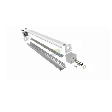 B3 series IP64 LED waterproof hard lamp special lamp for supermarket freezer