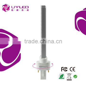 Uvled factory new develop 405um Quick-Curing UV LED Bulb 9w uv led