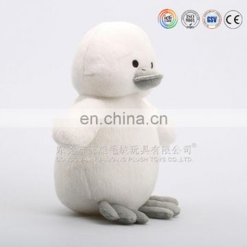 Wholesale promotional decoration plush penguin keychain