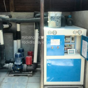 machine of Geothermal source temperature adjust air condition new energy save