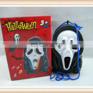 Plastic terror ghost toy halloween lighting