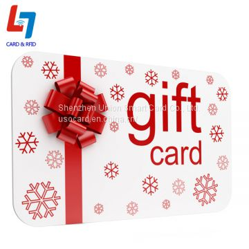 Swinging and The Most Fashionable Christmas PVC Gift Card / Vip Card