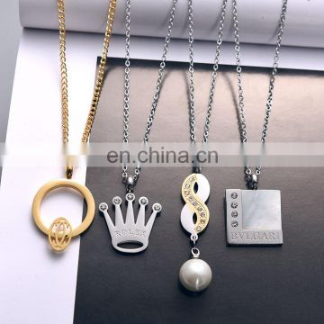 Lovers necklace fashion new style necklace