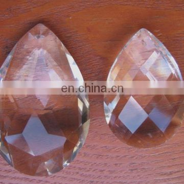 Net Form Crystal Pendant Drop Trimmings for European Crystal Chandeliers Decoration