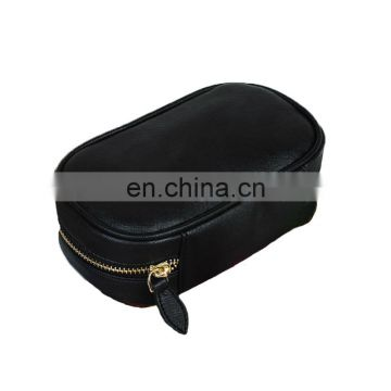 Multifunctional leather carrying 10 bottles corduroy essential oil bag in cosmetic bag promotion real manufacturer zhejiang Chin