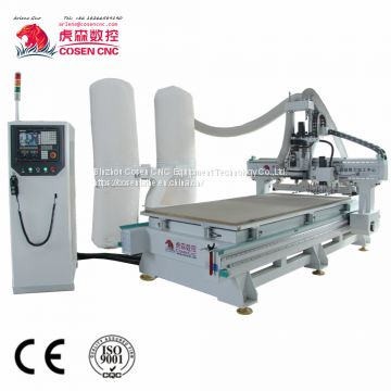 atc cnc wood router for solid wood furniture doors, cabinets