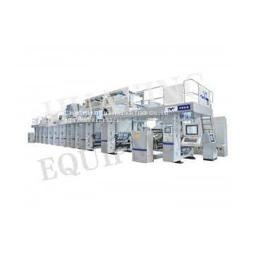 YA9-1050 AII Mechanical Shaft Rotogravure Printing Machine(huaying)