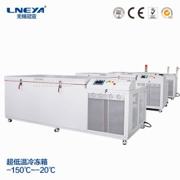 Industrial freezer, fast, safe and reliable for liquid rapid refrigeration