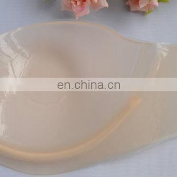 new customized one piece silicone bra breast bra for wholesale