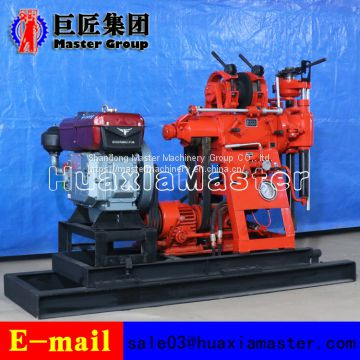 Factory Direct Supplied XY-100 hydruliac water well drilling machine
