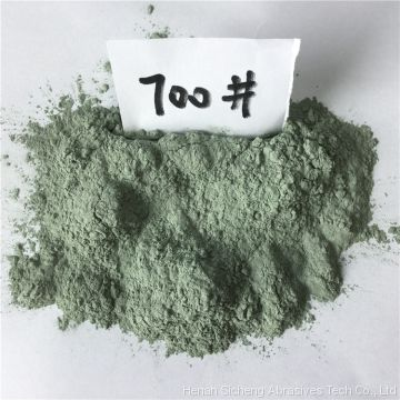 High Hardness Green Silicon Carbide/Green Carborundum powder 700# 800# For Break Lining