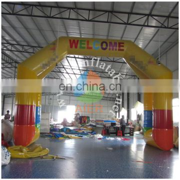Attactive Inflatable Arch For Outdoor Advertising