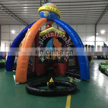 custom Inflatable sport games,Indoor sport games for kids