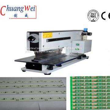 Automatic MCPCB PCB Separator Cutting Machine Depaneling PCB,CWVC-330