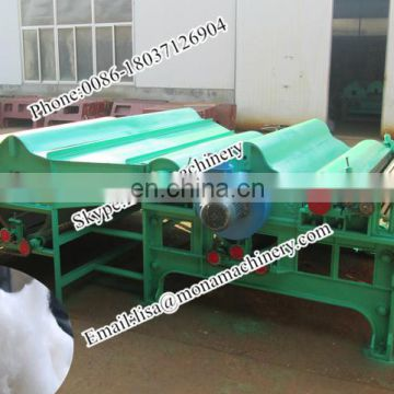 Low noise textile industry use cotton fiber wool opener machine for sale