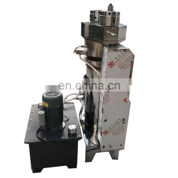 Home Use Olive Oil Press Machine Hydraulic Cold Coconut Oil Extraction Machine