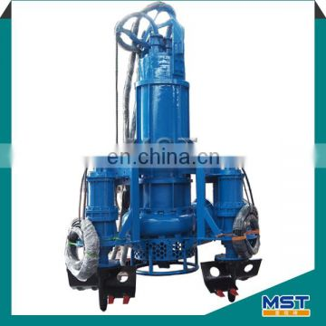 High chrome centrifugal coal submersible pumps