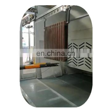 Automatic aluminum profile powder coating system machine MWJM-01