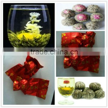 100% Handmade Flower Blooming Tea 20 different styles