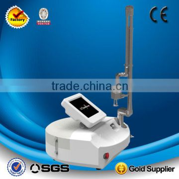Europe hot selling CO2 fractional laser / scar removal fractional co2 laser