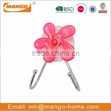 Flower Suction Decorative Suction Flower Metal Wire Toilet Paper Roll Holder