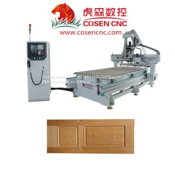 atc cnc woodworking machining center for solid wood