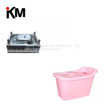 injection plastic tub  mould