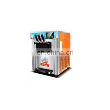 factory hot sale ice cream machine maker with different tastes ice cream
