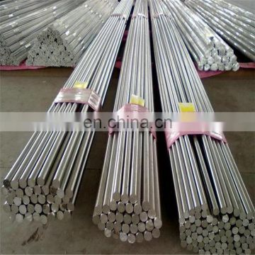 202 stainless steel round bar price for building material