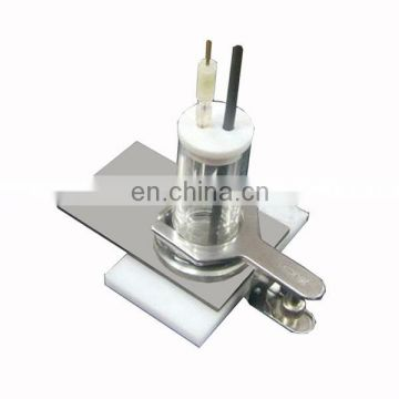 F011 Lab use coating evaluation electrolytic cell