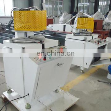 Double head cutting saw/Aluminum window making machine/Aluminum window profile cutting saw (LJZ2-450*3700)