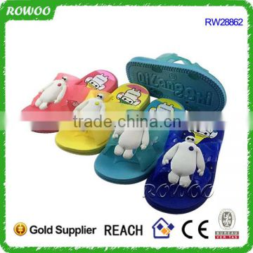 kids cartoon EVA Animal monkey Classical Child Slippers